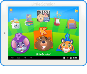 Little Scholar Tablet, $129.99 @schoolzone.com