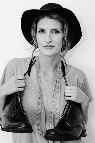 Stephanie Nicora - shoemaker, vegan, badass.
