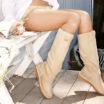 Pamela Anderson Launches High End Cruelty Free Boot Line