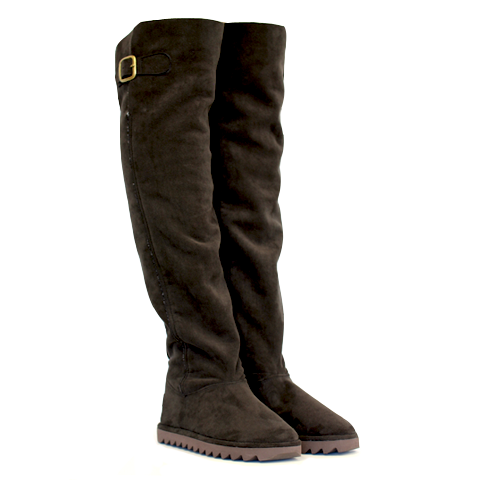 The Zuma, Vegan Boots From Pammies