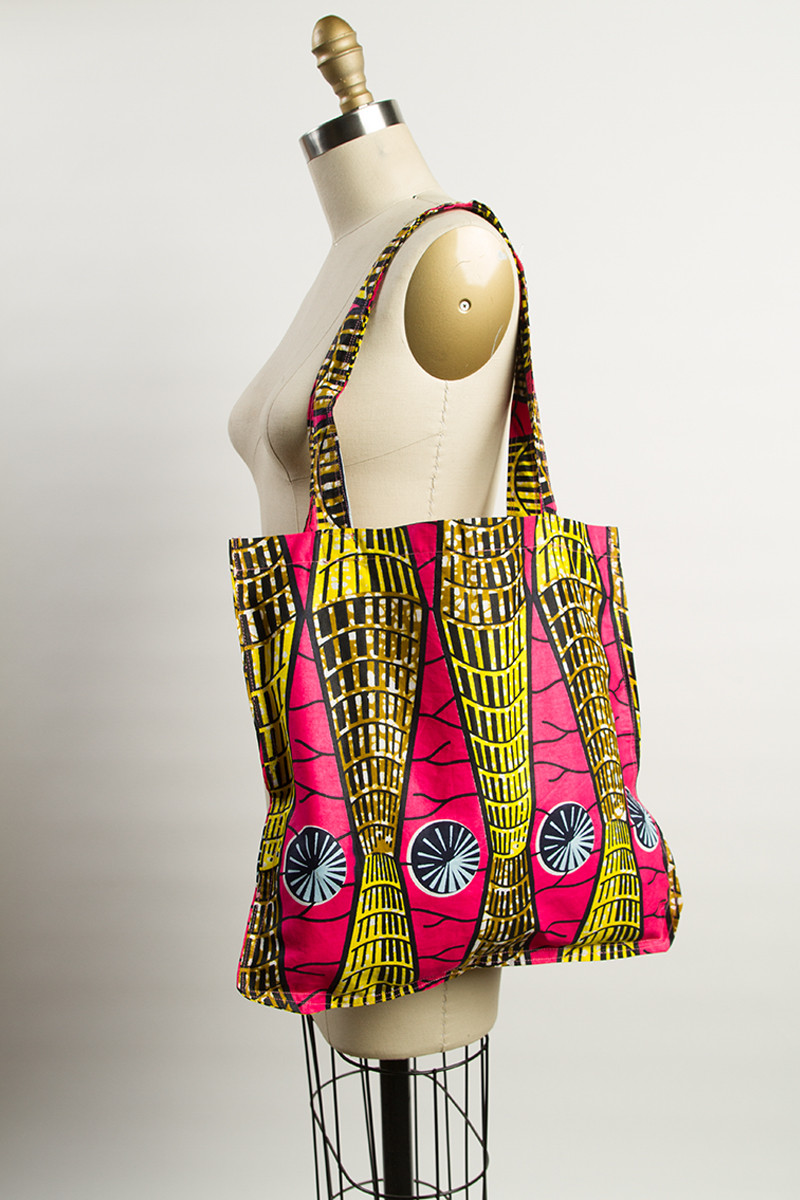 Bead and Reed Exclusive City Tote - The Peace Exchange, $20