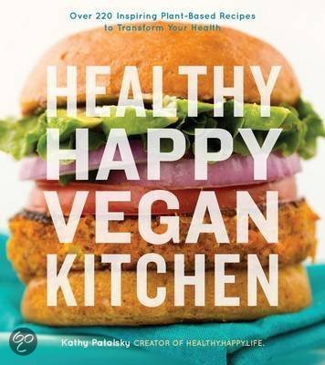 Happy Healthy Vegan Kitchen by Kathy Patalsky, $15.31