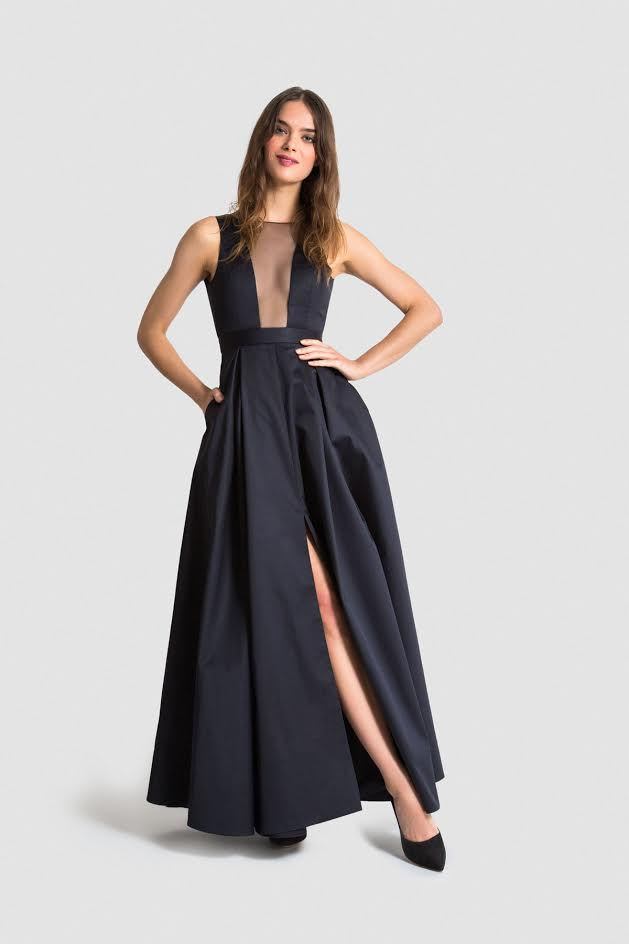 Vaute The OLIVER Gown in Satin - Multiple Colors, $643.50