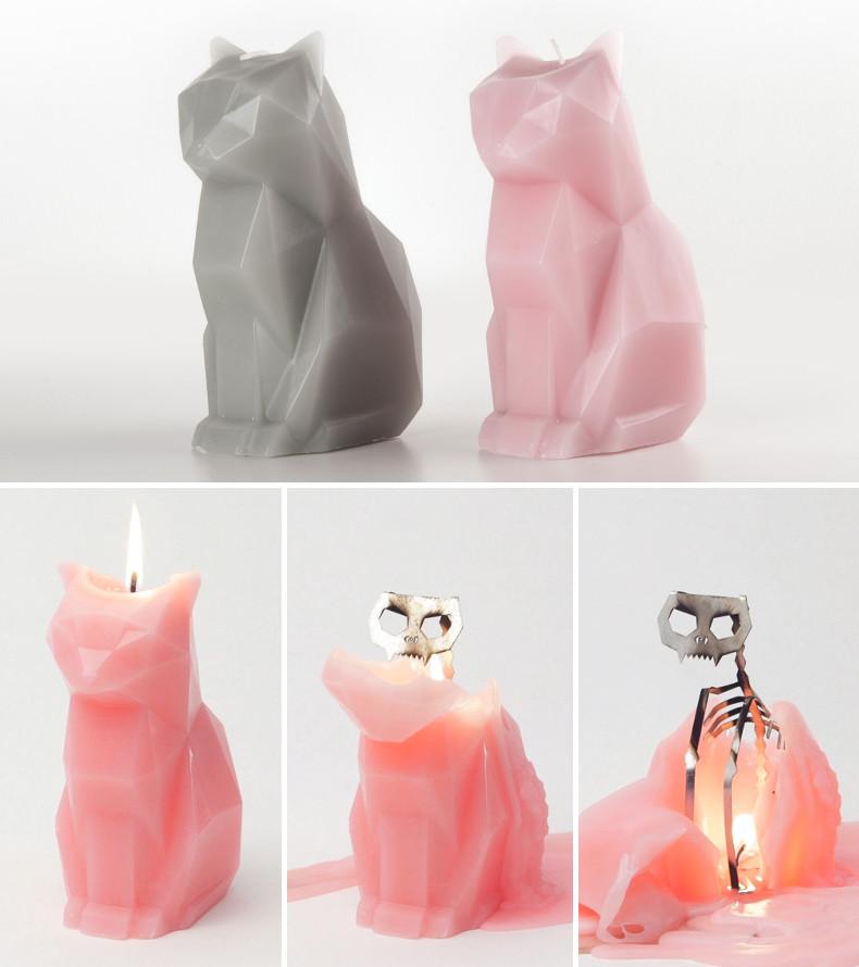 Pyro Pet Candle, $27