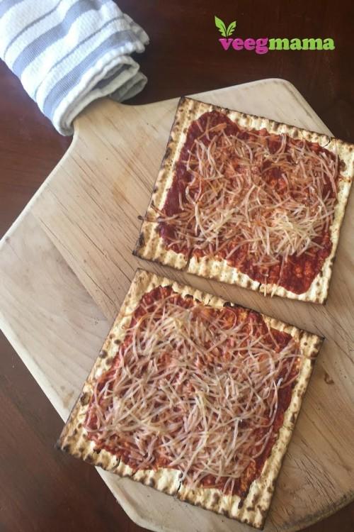 Matzoh Pizza Recipes