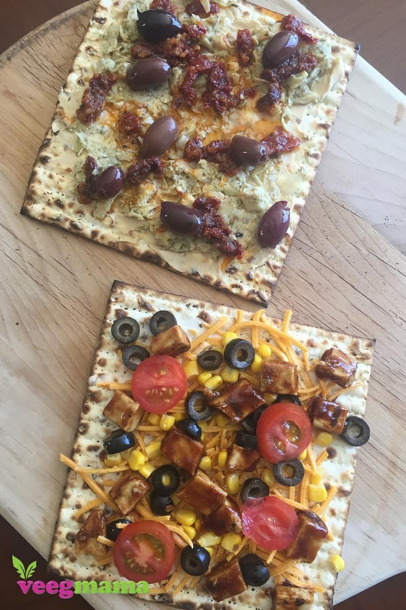 Matzoh Pizza Recipes2