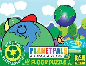 2-sided Planet Pal Puzzle