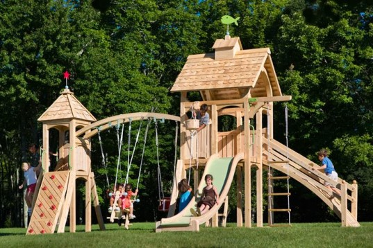 CedarWorks-Serendipity-Outdoor-Playset