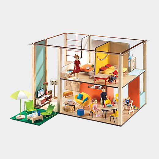 Cubic Dollhouse