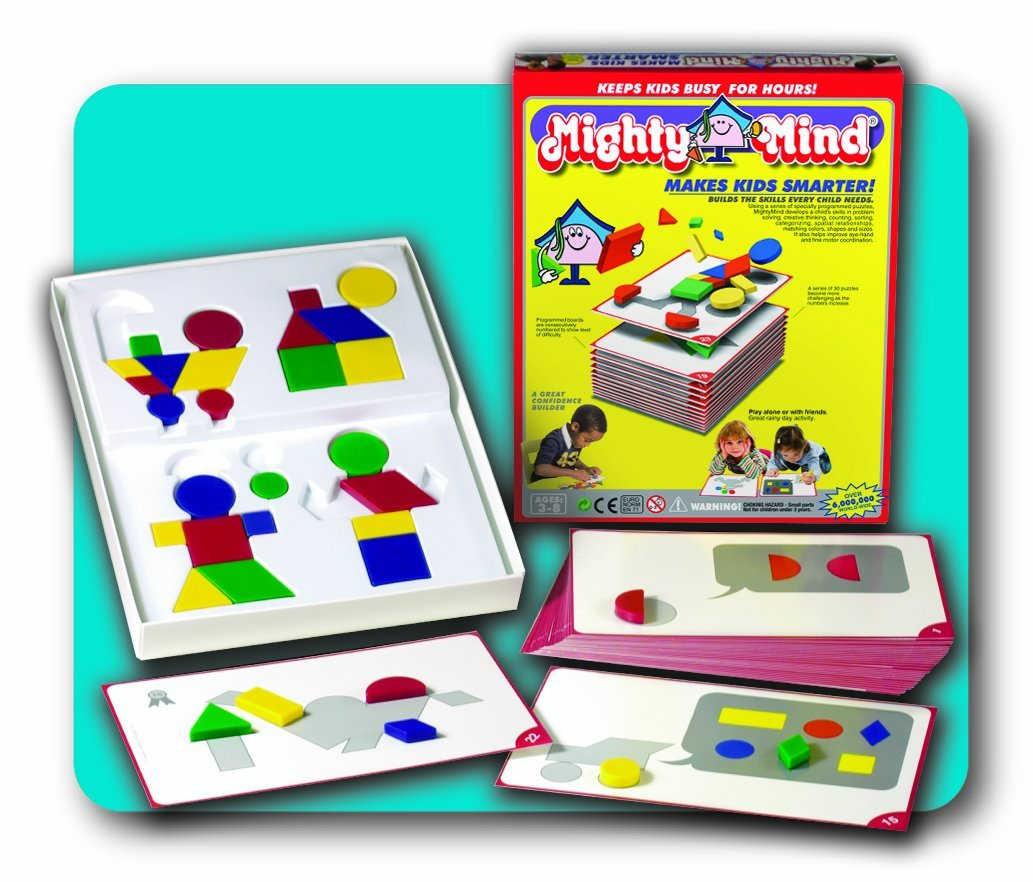 Mighty Mind Logic Game
