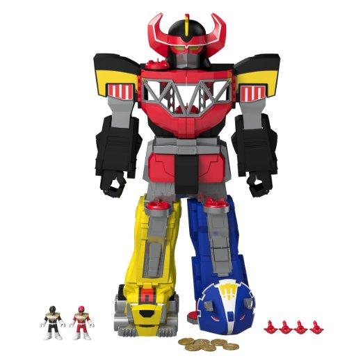 Power Rangers Morphin Megazord