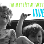 The BEST Toys for Boys Under 10