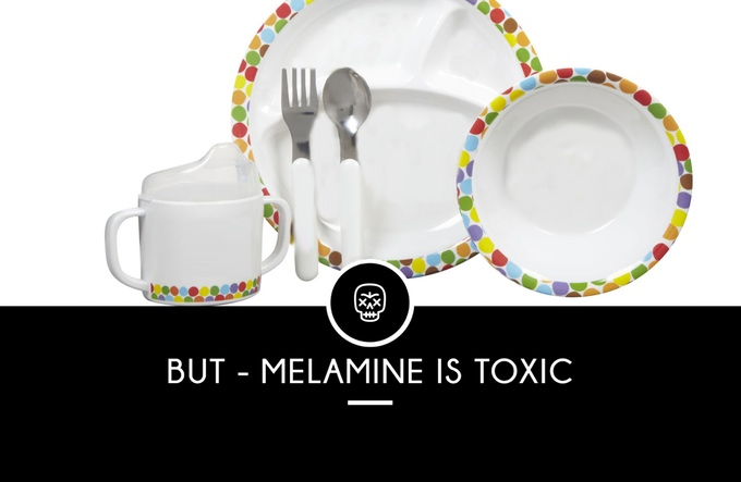 Melamine Is Toxic  sc 1 st  Girlie Girl Army & The Horrifically Frightening Product That May Be Hiding In Your Baby ...