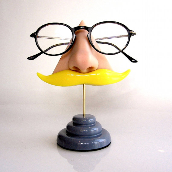 Nose EyeGlass Stand