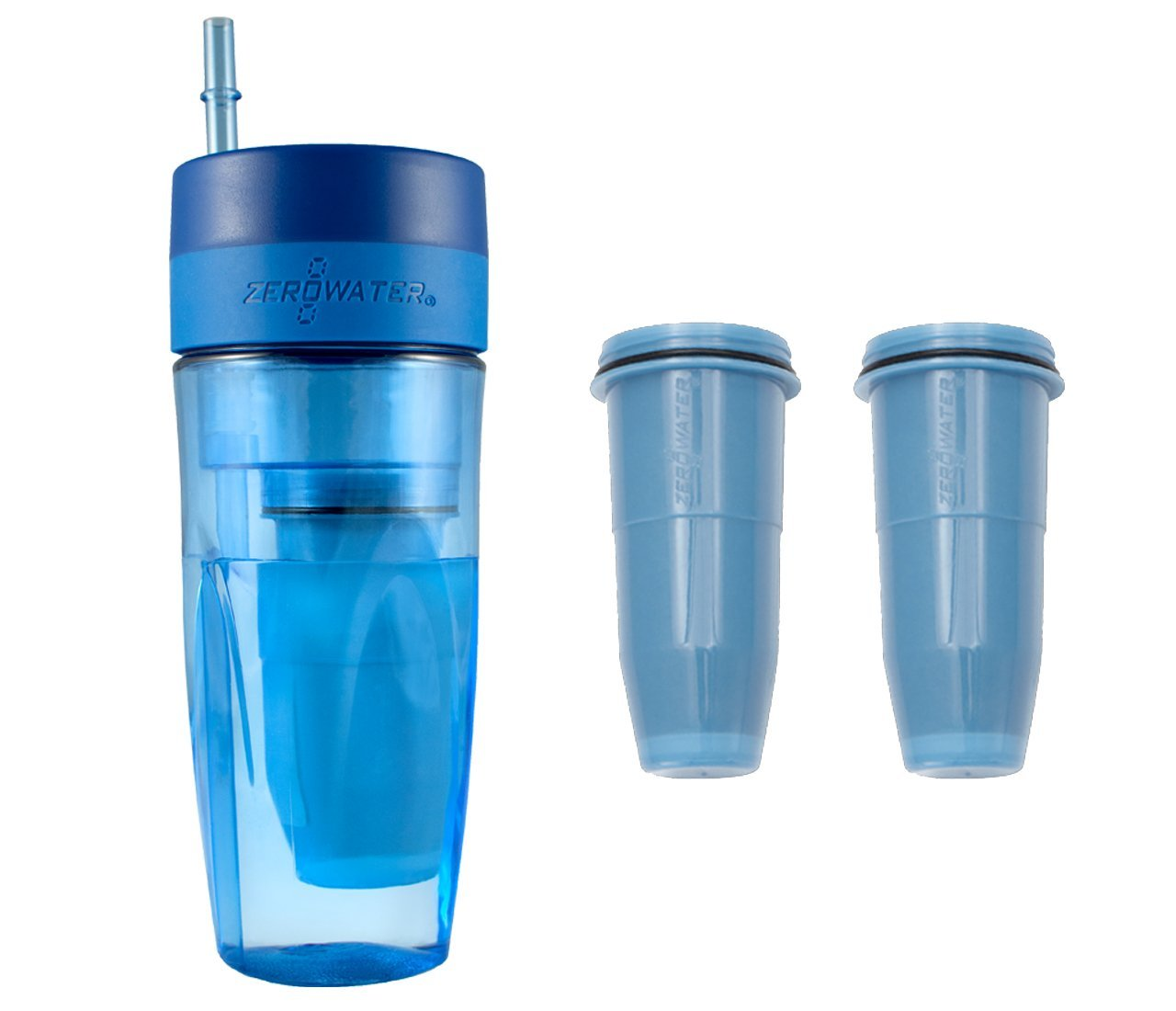 Zero Water Tumbler - filters your water on the go!