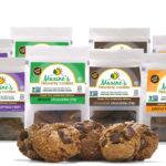 Crazy Good New Gluten Free Vegan Cookie Brand