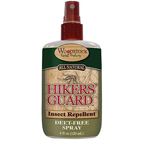 Woodstock Herbals Hikers Guard Insect Repellant Spray