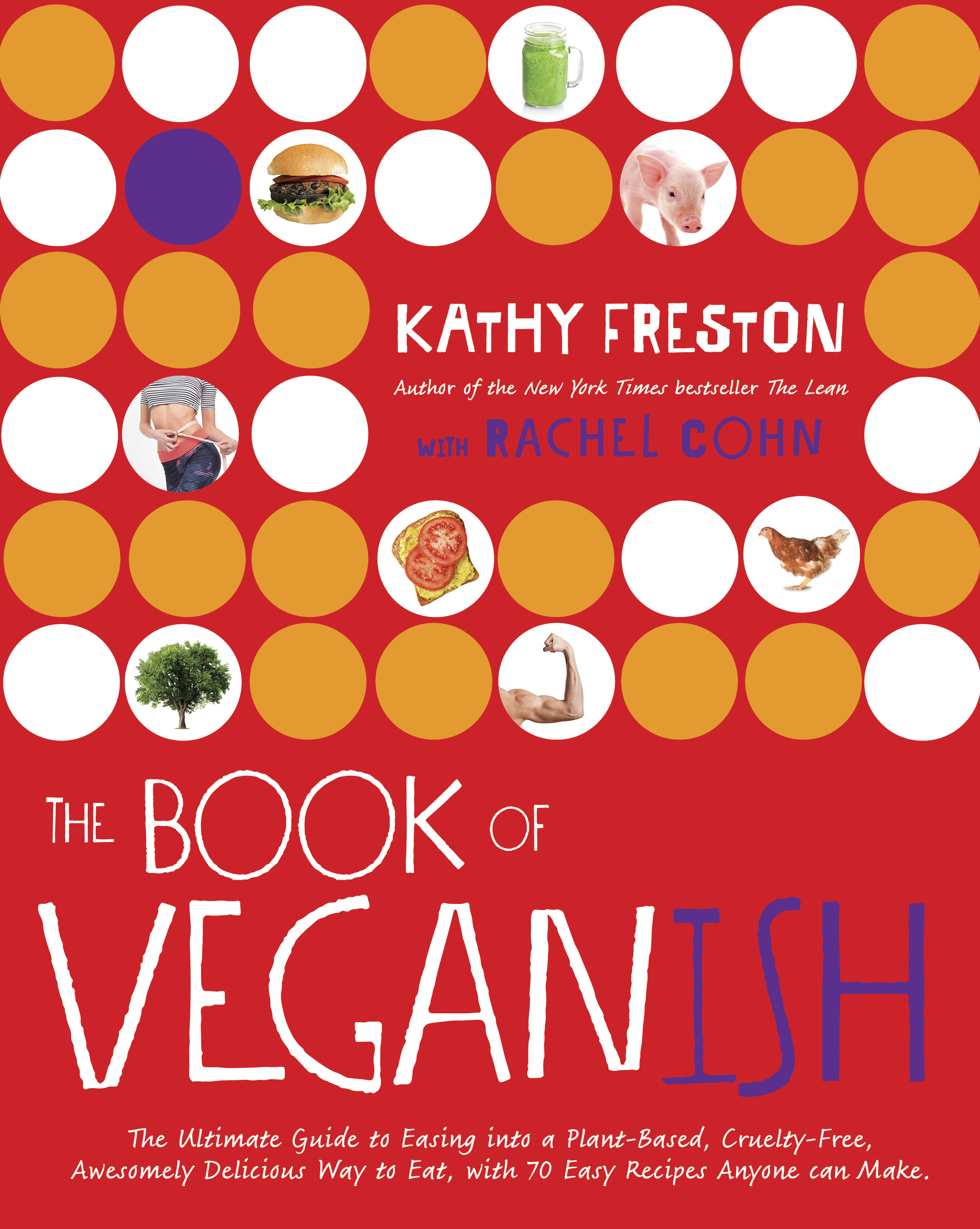 bookofveganishcover