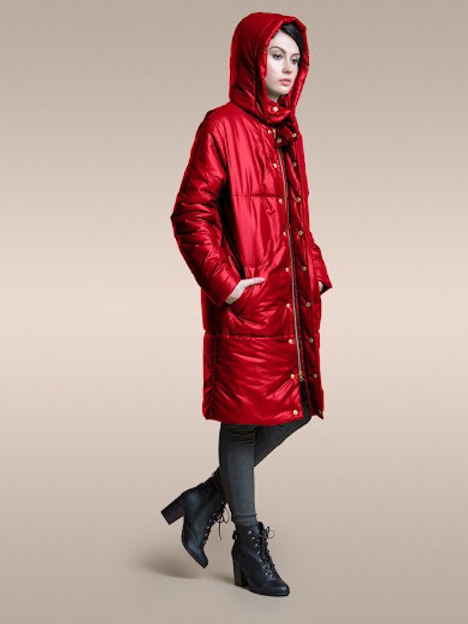 The Casto Parka - $406.50 - was $580.00