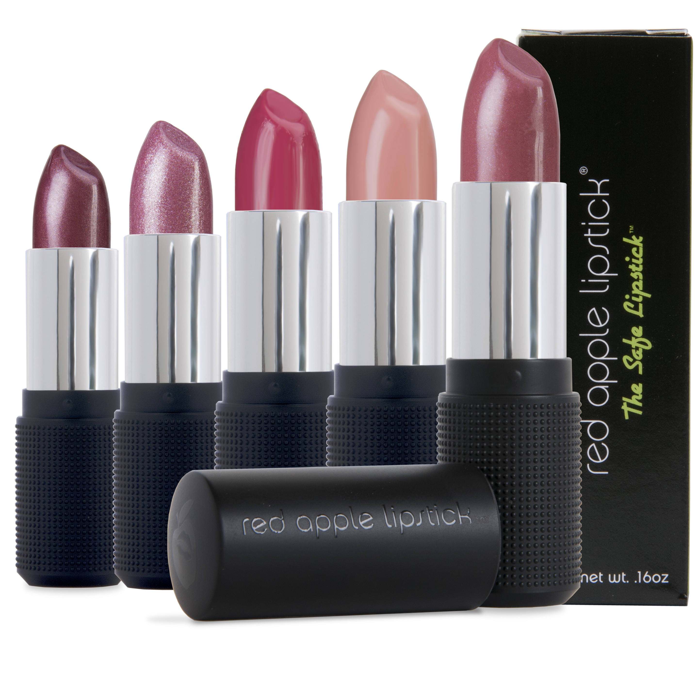 Red Apple Vegan Lipsticks