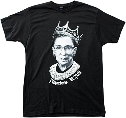 Notorious RBG Shirt, $20 @amazon.com