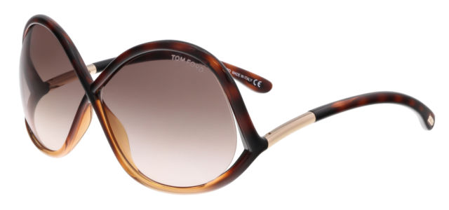 Tom Ford Sunglasses Havana, $95