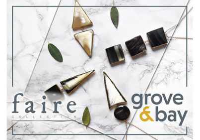 Win $150 of Sustainable Jewelry from Grove & Bay