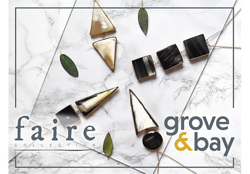 WIN $150 OF JEWELRY FROM GROVE & BAY!