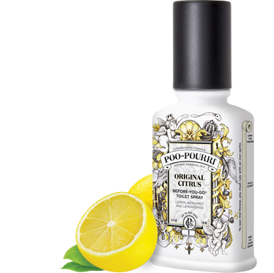 Poo-Pourri Before-You-Go Toilet Spray, $7.99 @amazon.com