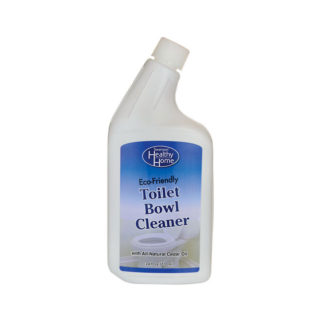 Eco-Friendly Toilet Bowl Cleaner, $3.99 @www.swansonvitamins.com