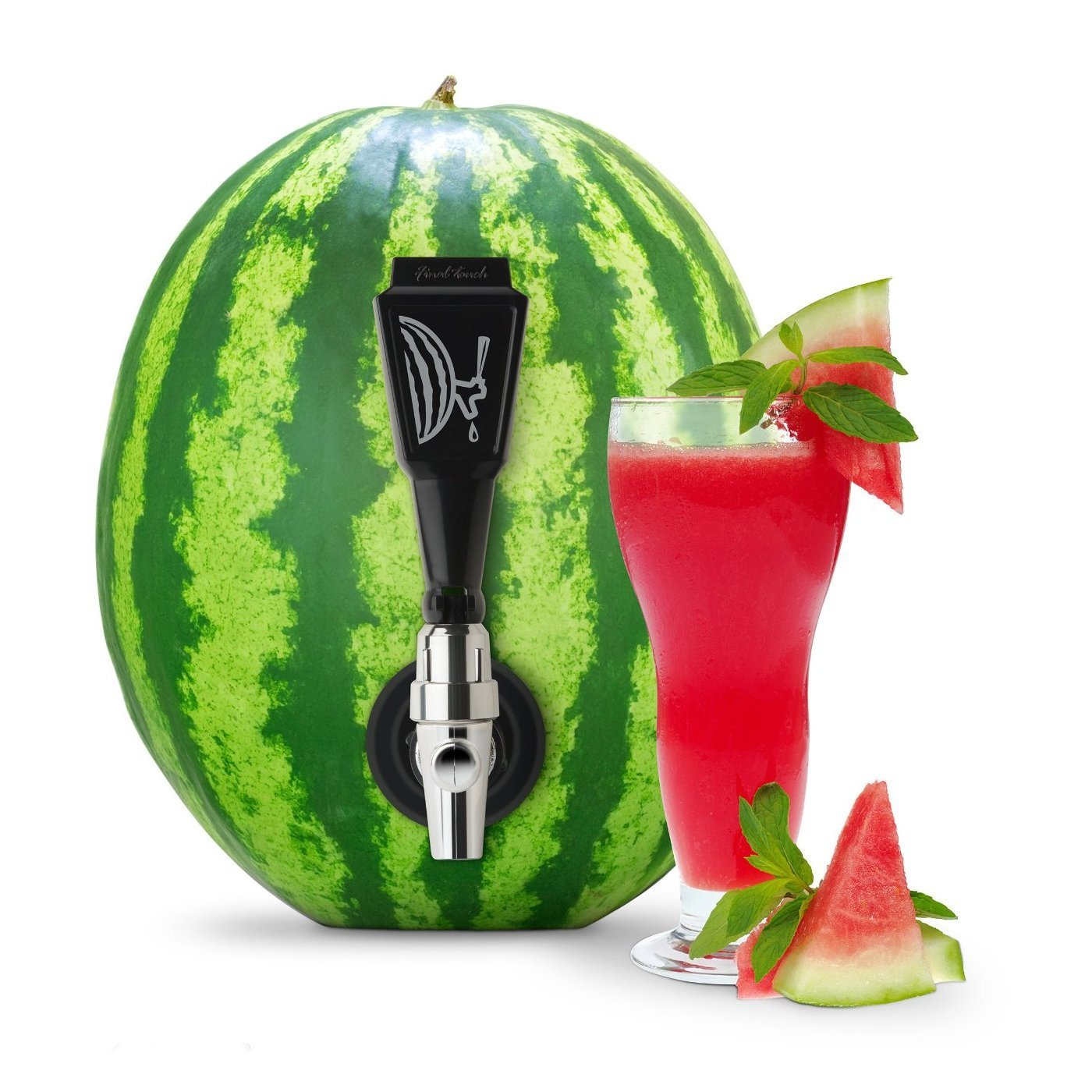 Watermelon Keg Tapping Kit, $19 @amazon.com