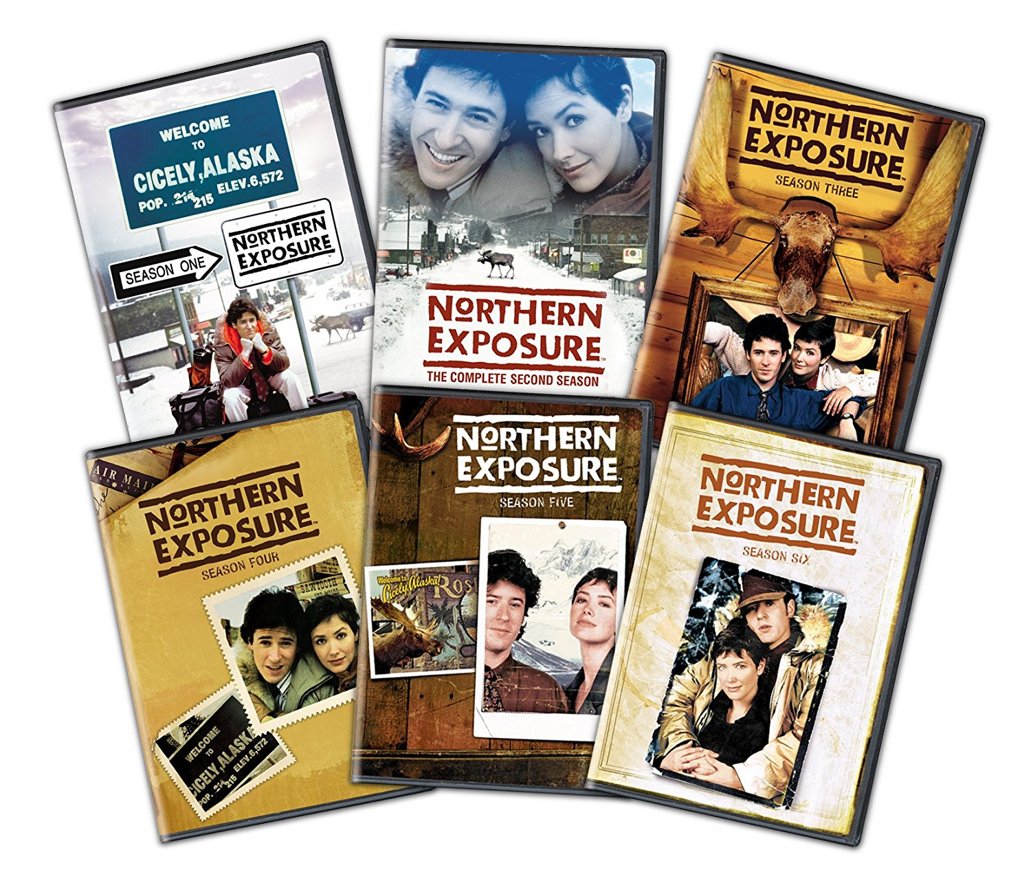 Northern Exposure: The Complete Series, $139 @amazon.com