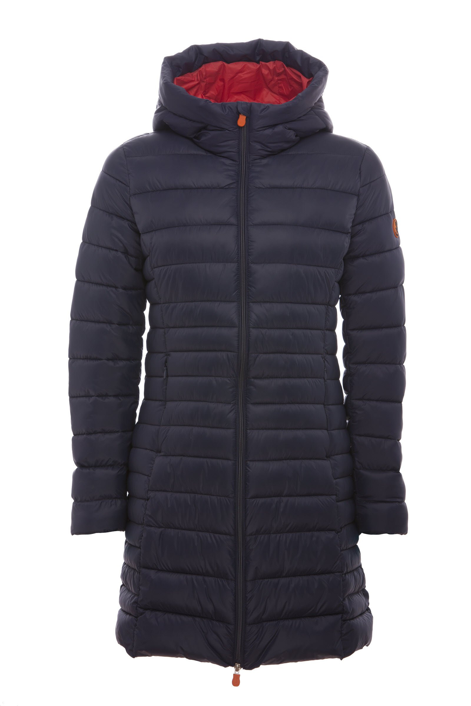 Navy Coat, $298 @savetheducksusa.com