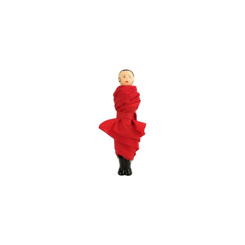 Rain Parade Red Purse-Sized Umbrella, $15 @bustboobtique.com