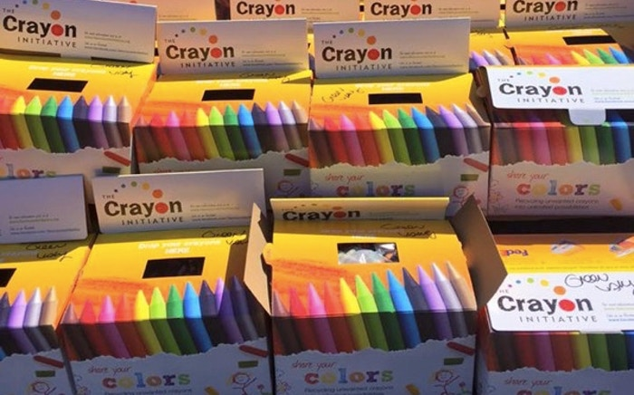 Broken Restaurant Crayons Creating Hope For Hospitalized Children