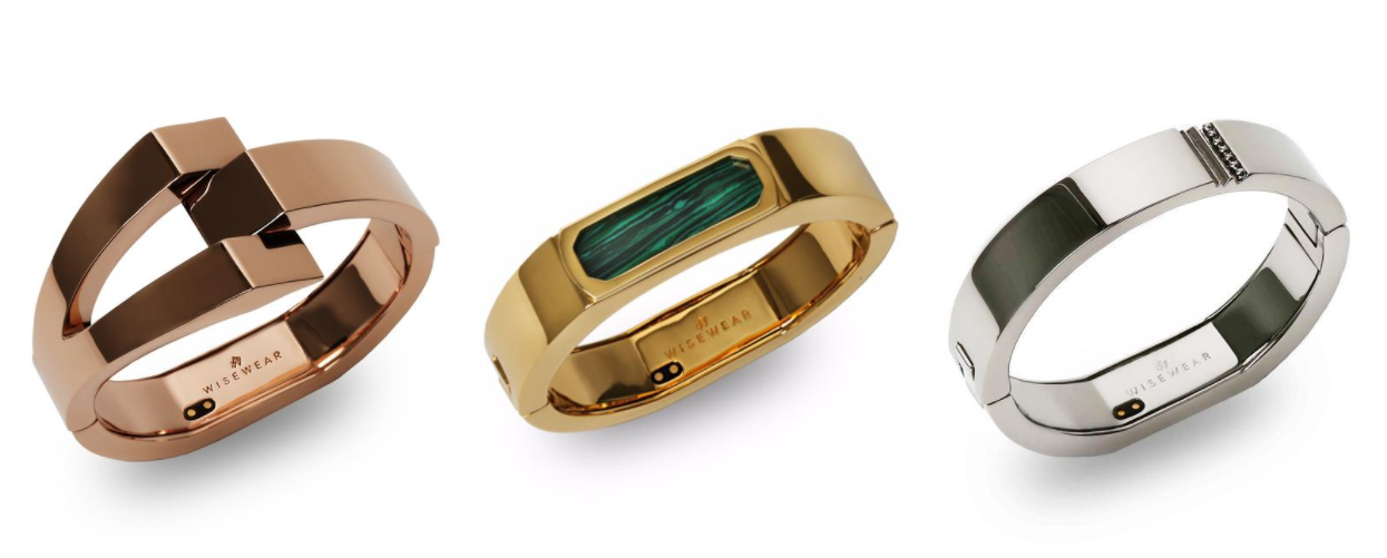 Wise Wear: Fashion Fused With Threads Of Technology: Safety, Activity Tracking, Mobile Notifications, $325+ @wisewear.com
