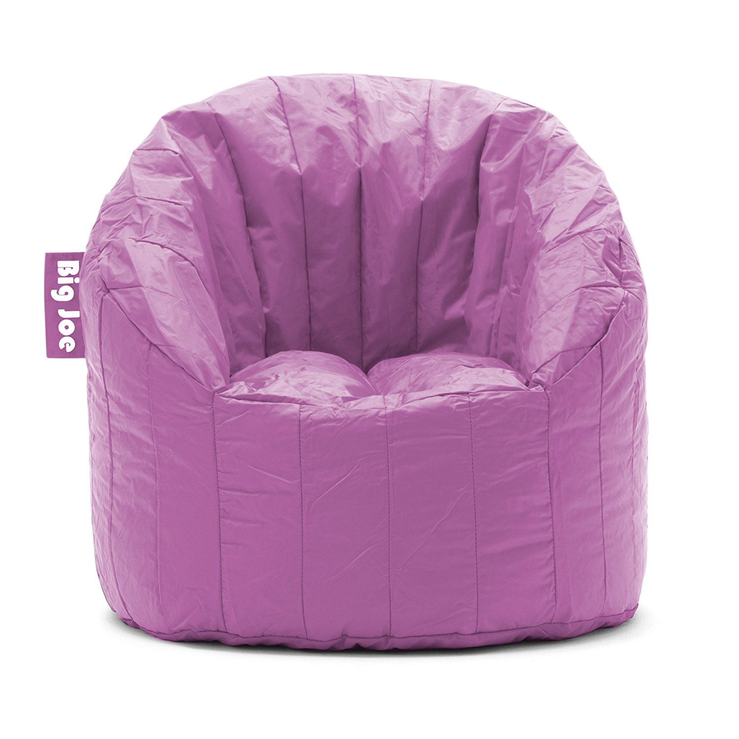 Big Joe Lumin SmartMax Fabric Chair, Fuchsia, $59