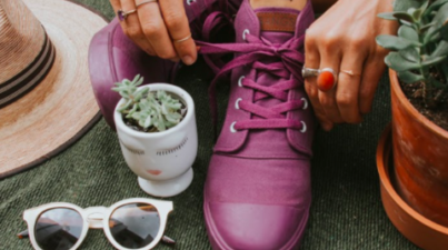 Swap Your Converse With These Ethical Vegan Sneaks That Give Back