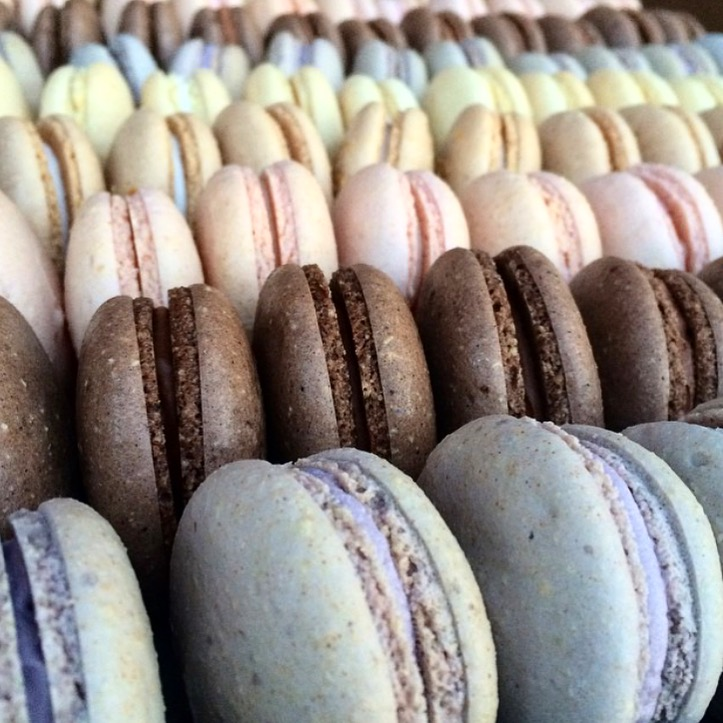 The finest macarons on the planet--that just happen to be vegan. Look ma, no eggs! Sweet Maresa Macarons, $18 @lagustasluscious.com