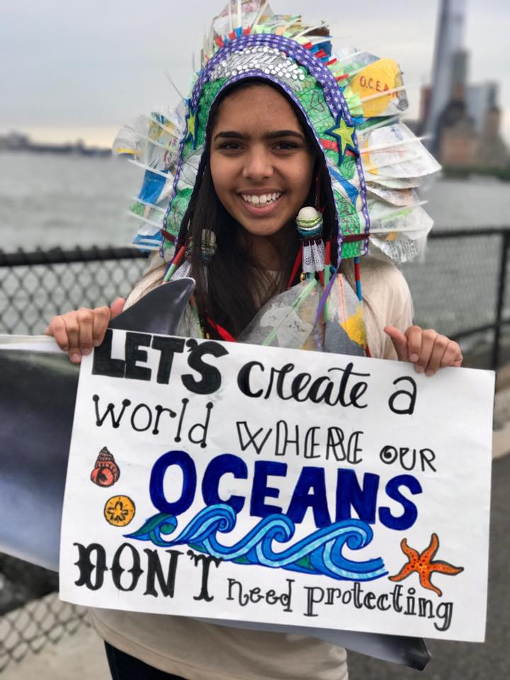 Today Is Plastic Pollution Awareness Day, And This 15 Year Old Is Doing More About It Than You Are