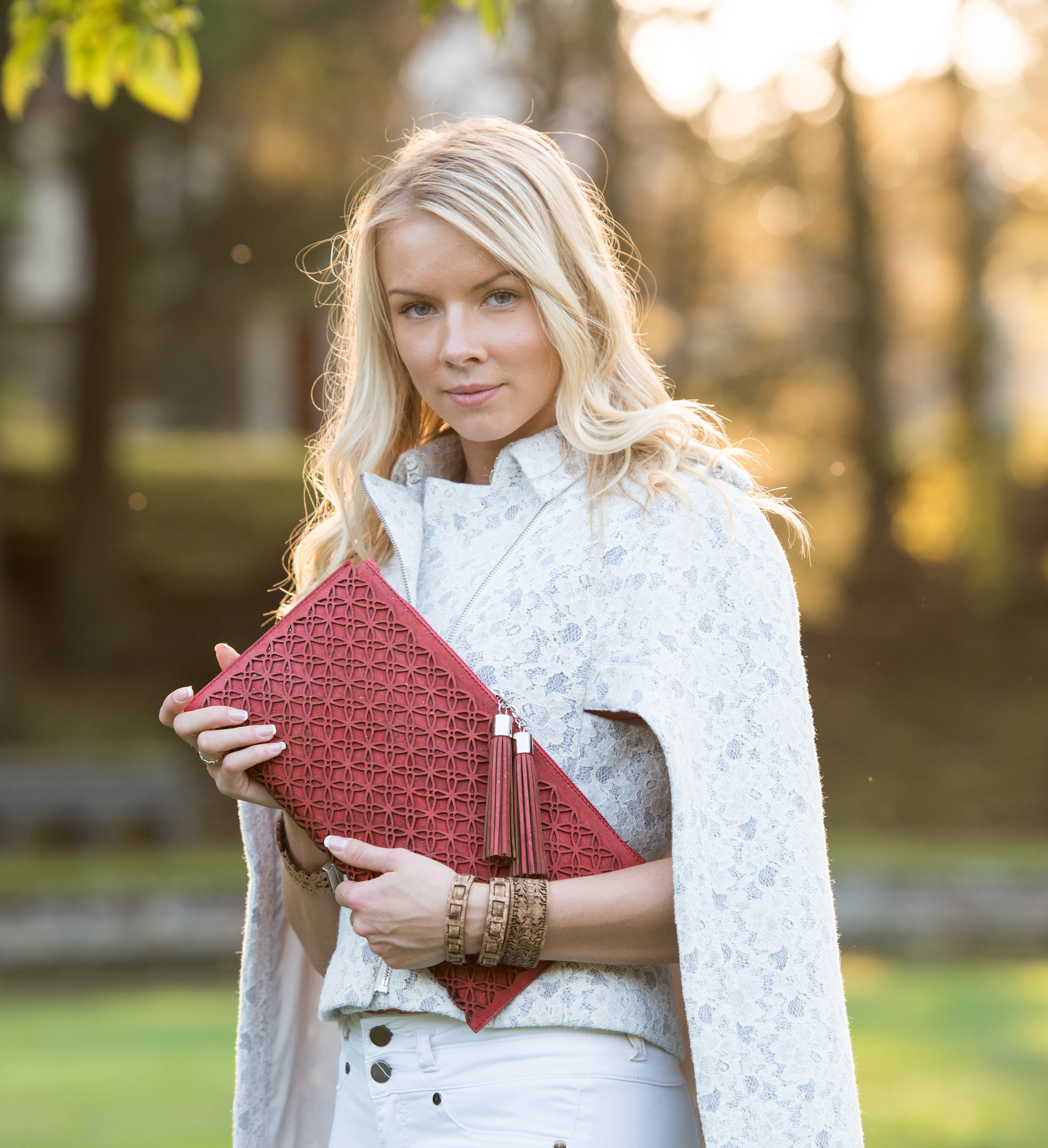 The Newest In Sustainable Style: Fashion Accessories Made From Cork