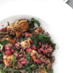Quinoa, Fennel & Sweet Potato Salad