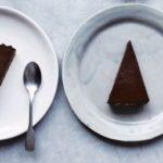 Chocolate and Ginger Tart