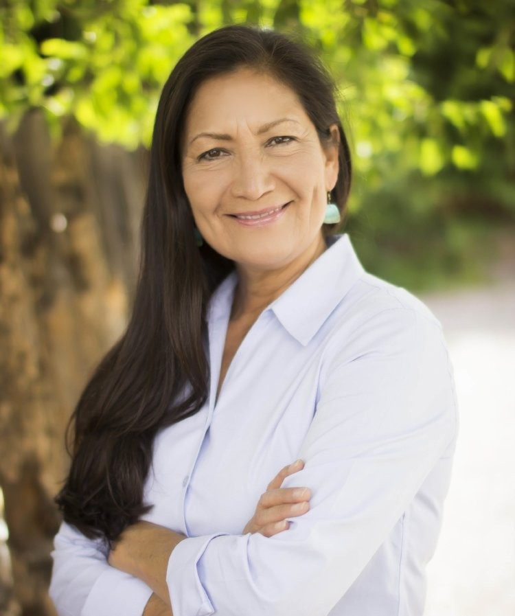 An Indigenous Native American Environmentalist Woman Is Running For Congress
