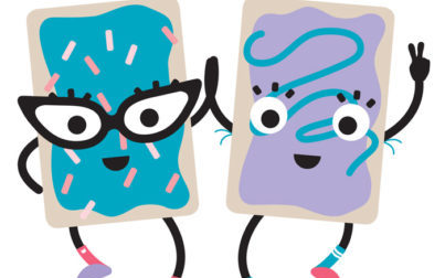 Sink Your Teeth Into These Poptarts