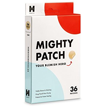 Mighty Patch from Hero Cosmetics, $12.99 @amazon.com