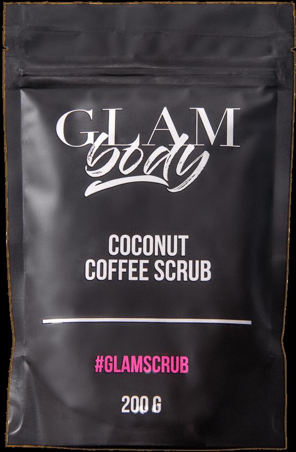 Dry Skin Buster Coconut Body Scrub, $17.95 @iamglambody.com