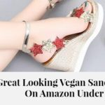 30 Great Looking Vegan Sandals On Amazon Under $30