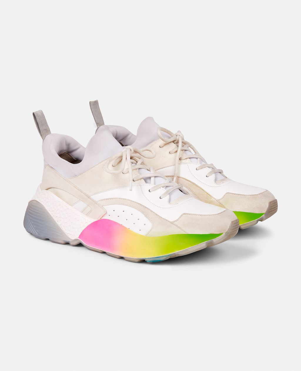 Eclypse Rainbow Sneakers, $685 @stellamccartney.com