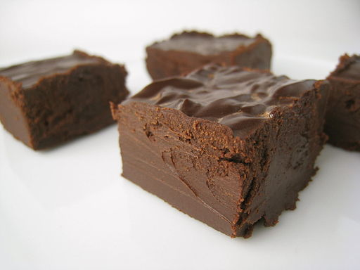 Healthy Date Vegan Fudge